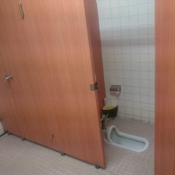 トイレ及びフラッシュバルブの交換工事