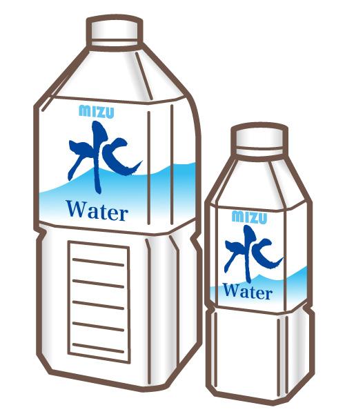 震災時の飲料水(震災の備え)