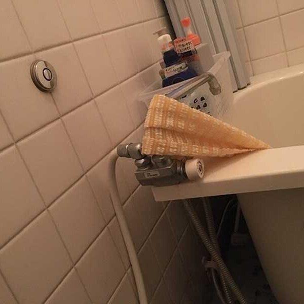 6 浴室内給水管配管