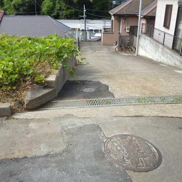 1 公共汚水桝設置後