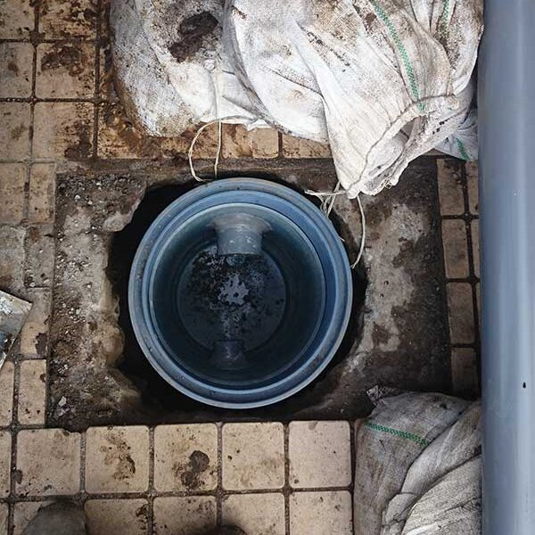 5 排水管及び溜桝工事