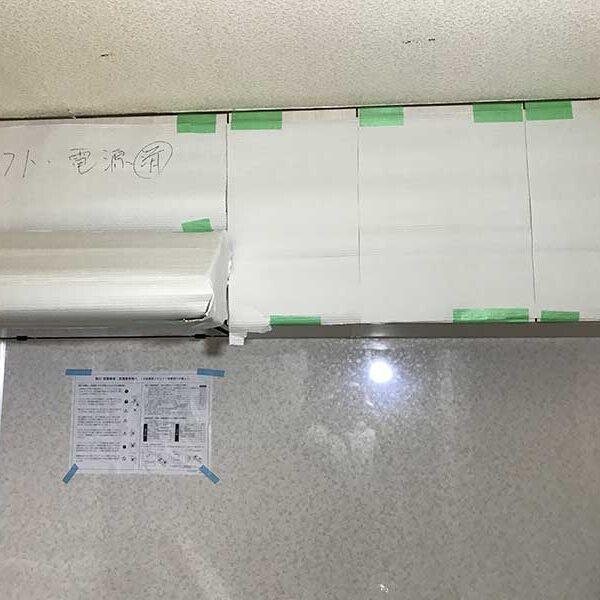 12 システムキッチン組立設置