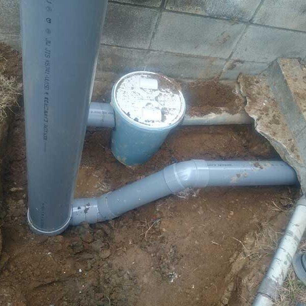 3 雑排水溜桝 汚水桝合流箇所