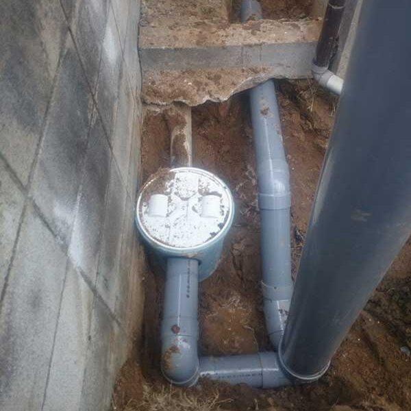 4 雑排水溜桝 汚水桝合流箇所