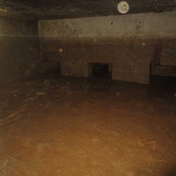 2 清掃前(受水槽・地下)