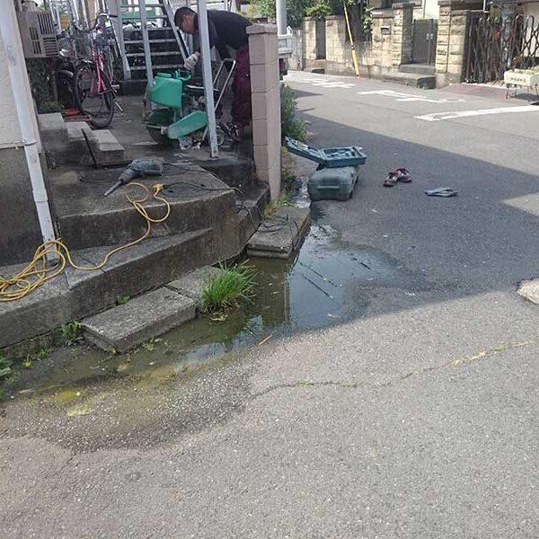 1 漏水被害状況