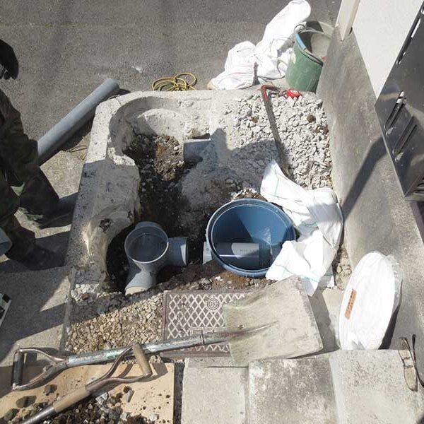 14 排水桝及び配管交換工