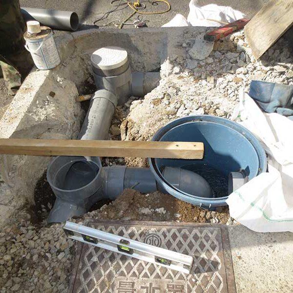 15 排水桝及び配管交換工