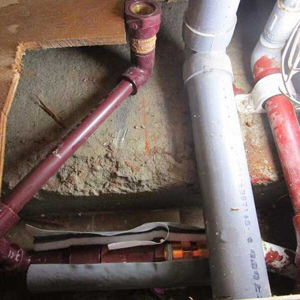 7 給湯管(HTVPにて)修理