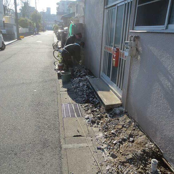 4 コンクリート解体