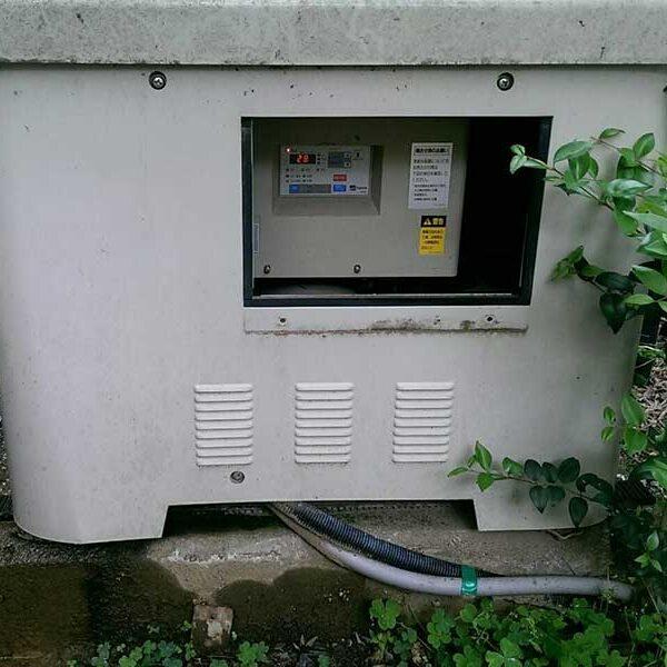 1 既設給水ポンプ