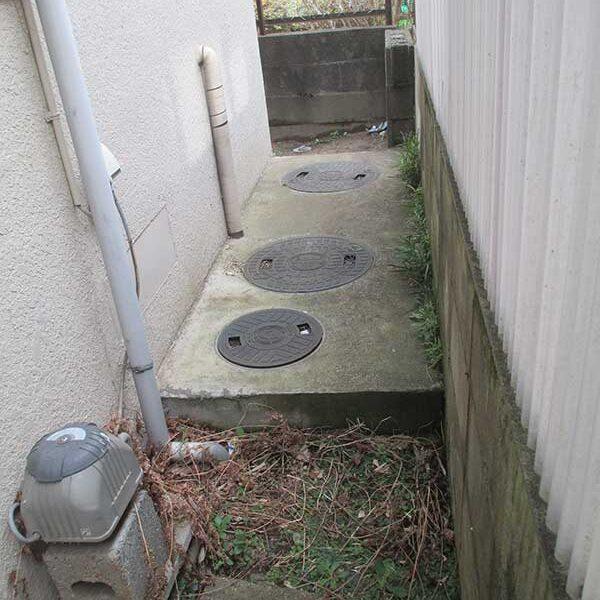 3 浄化槽及び浴室排水管